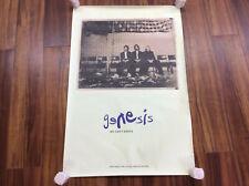 """Original Genesis We Can't Dance 1991 24x36"""" Poster"""