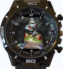 Frog N Froggies Beautiful New Gt Series Sports Unisex Wrist Watch
