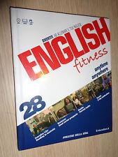 DVD LIBRO N° 28 ENGLISH FITNESS DIVERTITI AD ALLENARE IL TUO INGLESE CORRIERE