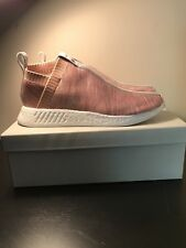 Kith X Naked NMD CS2 City Sock Consortium Pink Size 12.5