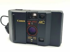 Canon Mc - Vintage 1984 35 mm compact point and shoot film camera - f/2.8