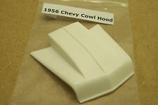 REVELL 56 CHEVY DELRAY  COWL HOOD 1/25 SCALE RESIN