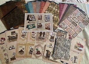 Kanban 'Safari Boudoir' Card Kit
