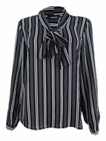 Nine West Women's Tie-Neck Blouse