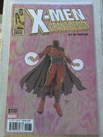 X-MEN GRAND DESIGN #1 MAGNETO VILLAIN CHARACTER ED PISKOR VARIANT COVER 2017