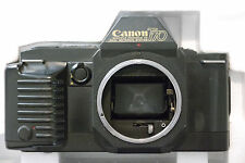 Canon T70 35mm SLR Film Camera Body  (BOXED).