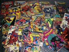 SPIDER-MAN Amazing 31 POSTCARD MARVEL COMICS ART COVER 1991 94 95 96 USA Printed