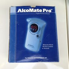 Alcomate Pro Edition Ca 2000 Digital Alcohol Detector Accuracy with Mouthpieces