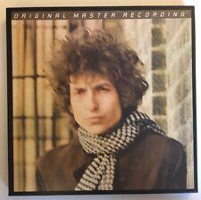 Bob Dylan - Blonde On Blonde - MFSL Original Master Recording Boxset (NM)