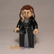 LEGO Narcissa Malfoy da Set 4865 The Forbidden Forest Harry Potter NUOVO HP126