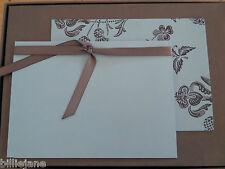 Senecio Wedding Collection Mara Mi Printable Program Covers,Sheets,Ribbons Rt$50
