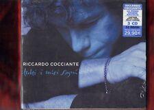 RICCARDO COCCIANTE-TUTTI I MIEI SOGNI TRIPLO CD NUOVO SIGILLATO