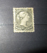 Canada stamp #21 used Vf
