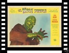 MOLE PEOPLE '56 ORIGINAL LOBBY CARD # 3 BEST ONE IN SET - NEAR MINT CONDITION!