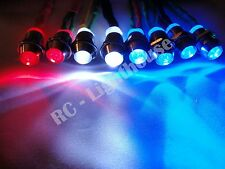 RC Lights for Traxxas, Losi HPI CEN Crawlers 2W2R4B 5mm