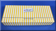 GIORGIO BEVERLY HILLS PERFUMED SOAP BOXED SET 3X 3.5OZ SEALED SOAPS WITH CASE