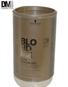 Schwarzkopf BLONDE ME BlondMe POWDER Polvere Decolorante Premium Lift 9+ 450gr