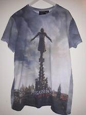 Assassins Creed Movie Shirt T-shirt Tshirt size M
