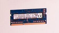 HYNIX 2Gb RAM MEMORY 1Rx16 DDR3 PC3L-12800S HMT425S6AFR6A-PB