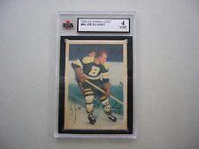 1953/54 PARKHURST NHL HOCKEY CARD 94 JOE KLUKAY KSA 4 VG/EX SHARP!! 53/54 PARKIE