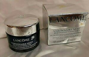 100% Genuine Lancome Visionnaire Nuit Advanced Multi-Correcting Gel-in-Oil 15ML