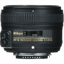 Sale 50mm 1.8 BRAND NEW Nikon Nikkor 50 mm F/1.8G FX AS G SWM AF-S SIC M/A Lens