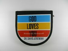 God Loves You, He always has by Dr David Jeremiah 10 CD Set FREE SHIPPING