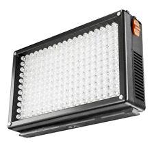 walimex pro Bi-Color LED Videoleuchte mit 209 LED Kameralicht Studiolicht