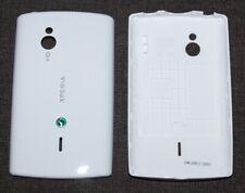 Original Sony Ericsson xperia mini Pro SK17i Battery Cover Battery Cover White