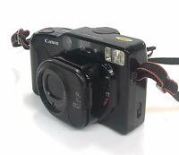 Canon Sure Shot Tele 35mm Film Camera 40/70mm f2.8-f4.9 Normal/Telephoto Lens