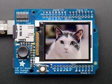 """Adafruit 1.8"""" COLORI TFT SCUDO CON MicroSD E JOYSTICK [ADA802]"""