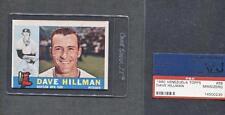 1960 Venezuela Topps #68 Dave Hillman (Red Sox)  (Flat Rate Ship)