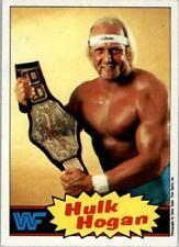 1985 Topps WWF #1 Hulk Hogan