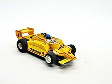 Tyco F-1 Chevy Pennzoil Yellow #4