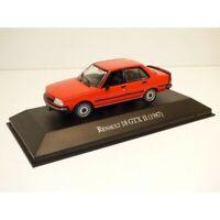 Renault 18 / R18 GTX II de 1987  au 1/43 de IXO