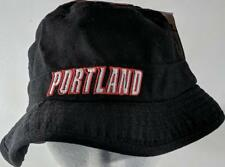 efbe6bb28c132 LZ Adidas Adult S M Portland Trail Blazers NBA Bucket Safari Hat Cap NEW G1