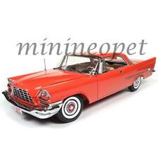 AUTOWORLD AMM1110 60th ANNIVERSARY 1957 CHRYSLER 300C 1/18 DIECAST MODEL CAR RED