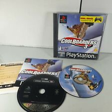 Cool Boarders 3 & Winter Releases '98 Demo Playstation ps1 Video Anleitung PAL