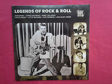 Ultra Rare Vinyl LP / Legends of Rock & Roll ‎– The Complete Vinyl Collection /S