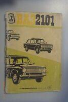Betriebsanleitung für den Personenkraftwagen Typ BA3 2101 GAZ Lada