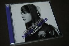 "JUSTIN BIEBER ""Never Say Never - The Remixes"" CD / ISLAND - 0602527651460 / 2011"