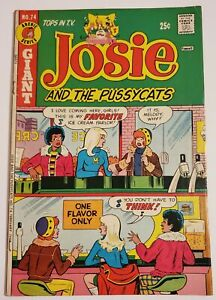 JOSIE AND THE PUSSYCATS NO. 74 - ARCHIE COMICS - FEB. 1974