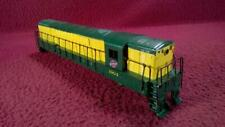 #6 ATHEARN TRAINMASTER DIESEL LOCOMOTIVE - CNW SHELL #1904 PAINTED HANDRAILS