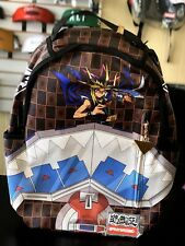 Sprayground Dual Disk Shark Yu-Gi-Oh Backpack