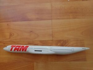 1:200 TAM BRAZIL AIRLINES AIRBUS A330 AIRCRAFT PLASTIC PLANE BODY ONLY