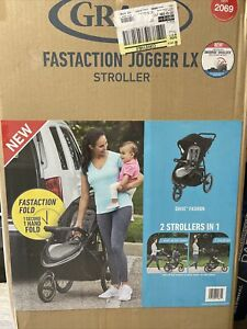 Graco - FastAction™ Jogger LX Stroller - Ames
