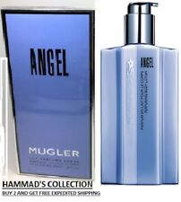 ANGEL BY THIERRY MUGLER PERFUMING BODY LOTION 6.8 OZ FOR WOMEN (NIB) SEALED