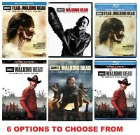 THE WALKING DEATH: 6 Options to choose from: Seasons 3 / 7 / 8 / 9 Bluray or DVD