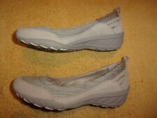Skechers RELAXED FIT AIR-COOLED MEMORY FOAM SHOES , WOMEN'S SIZE: 7 1/2