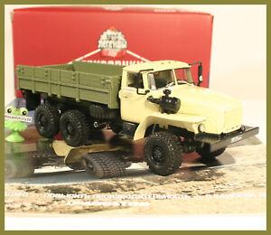 1:43 URAL 43202 6x6 Pritsche russian DeAgostini №29 USSR UdSSR URSS